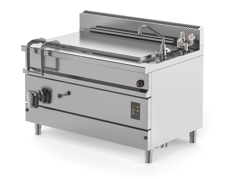 Firex Easypan Extragrosse GN-Kochkessel mit 200, 300, 400 Liter
