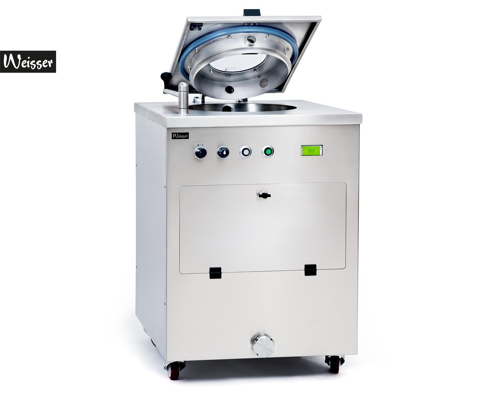 Weisser WSA-30 Salatwaschmaschine