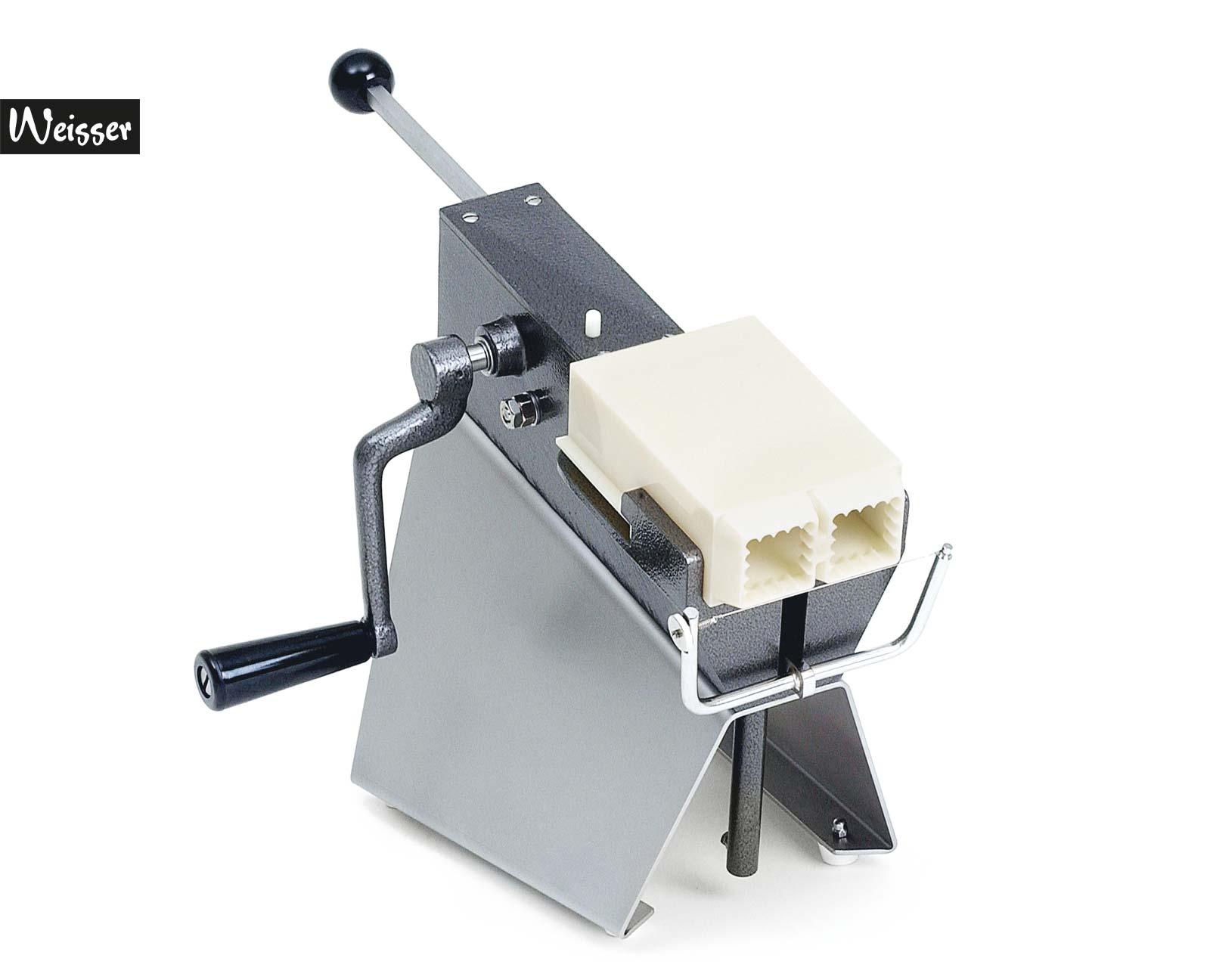 Weisser BT31 Manuelle Butter Portioniermaschine